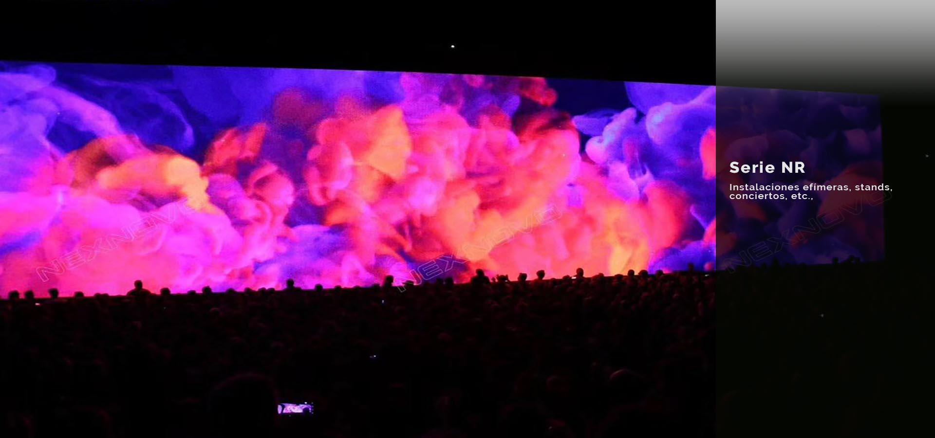 U2 LED Transparente NEXNOVO