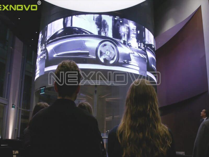 Genesis Auto LED Transparente